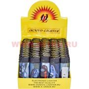 Зажигалка газовая Ognivo-Lighter «машины» 50 шт/бл