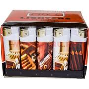 Зажигалка газовая City-L «сигары» 50 шт/бл
