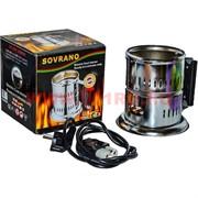 Плитка электрическая Sovrano для розжига кальянного угля 15х15 см