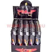 Зажигалки газовые Crusaz «сигарета» с фонариком 50 шт/бл