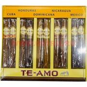 Сигара Te-Amo 10 шт/уп 5 вкусов