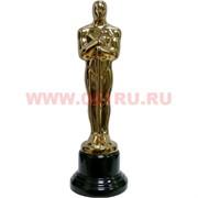 """Керамическая статуэтка Оскар """"под золото"""""""
