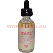 Жидкость Naked 60 мл 3 мг «Hawaiian Pog» производство США