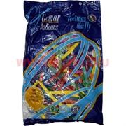 Шарики надувные 100 шт (D4/80) ШДМ (шарик для фигурок) 55801 (5х140см)