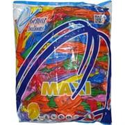 Шарики надувные 100 шт панч бол MAXI (GPBD1) с рисунком