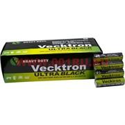 Батарейки солевые Vectron АА 60 шт, цена за упаковку