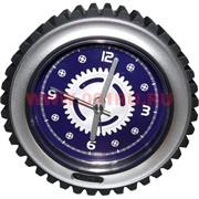 """Часы-будильник кварцевые """"колесо"""""""