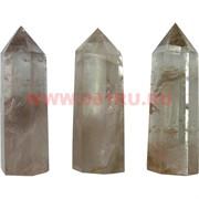 Кристалл 7,5 см из хрусталя 6-гранный