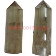 Кристалл 7,5 см из раухтопаза 6-гранный