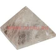 Пирамида из хрусталя средняя 4 см