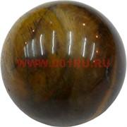 Шар из тигрового глаза 3 см, 1 размер