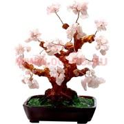 """Дерево счастья """"розовый кварц"""" большое 28 см"""