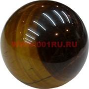 Шар из тигрового глаза 4,5 см, 4 размер