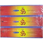 Благовония Satya Om (12упХ25 гр), цена за 12 упаковок