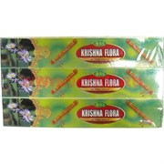 Благовония Manohar Krishna Flora (12упХ30 гр), цена за 12 упаковок