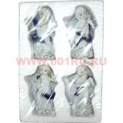 Ангелочки-музыканты из фарфора (GV-210) цена за 4 штуки