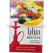 Табак для кальяна Mazaya «Ваниль клубника банан» 50 гр (Иордания Мазайя Twist)