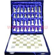 Шахматы из оникса (10х10)
