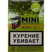 Табак для кальяна 15 гр Д-Мини «Черная смородина» крепкий