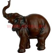 Слон 22 см, полистоун