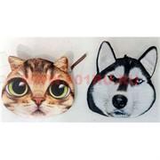 Кошелек детский «кошки собачки» виды в ассортименте