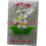 Бисер №6 (3,6 мм) прозрачный №1 прозрачный 450 грамм