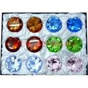 Кристалл Бриллиант 5 см (XH6-12) стеклянный 12 шт/уп