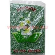 Бисер №6 (3,6 мм) светло-зеленый №42 перламутровый 450 грамм