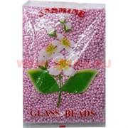 Бисер №6 (3,6 мм) розовый №55 перламутровый 450 грамм
