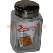Емкость-банка для сыпучих продуктов (соль, перец, сахар)
