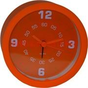 Часы-будильник кварцевые в силиконовой одежке