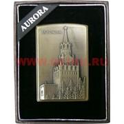 """Зажигалка Aurora """"Москва Кремль"""""""