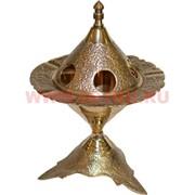 Пепельница из латуни 18 см (Индия)