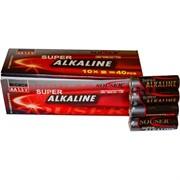Батарейки алкалиновые Souser AA 40 штук 1,5 V