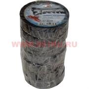 Изоляционная лента виниловая черная 19 мм х 20 м
