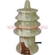 Лампа из оникса малая 15,5 см (Пакистан)