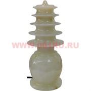 Лампа из оникса 22,5 см (Пакистан)