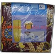 Чехол для гладильной доски с синтепоновой прокладкой