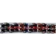 """Заколки для волос  оптом """"бабочки"""" (CJ-221) цена за 60 пар"""