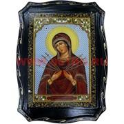 """Икона """"Семистрельная"""" с Пресвятой Богородицей"""