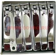 Кусачки для ногтей средние, цена за уп из 12 шт