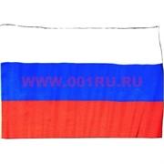 Флаг РФ без палки 90х145 см без герба 10 шт/уп (240 шт/кор)
