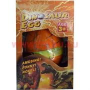 Растущий динозавр из яйца большой 6 шт/уп