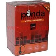 Уголь для кальяна Panda 24 кубика (красная пачка)