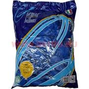 Шар воздушный Пастель Blue 12 дюймов (G110/10) 100 шт Gemar Baloons