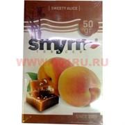 Табак для кальяна Smyrna 50 гр «Sweety Alice» (персик с шербетом)