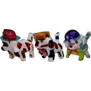Щенячий Патруль собачки в касках гавкающие ходячие 5 видов