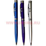 Брелок фонарик-лазер «ручка» 24 шт/уп 600 шт/кор