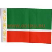 Флаг Чеченской Республики 90х145 см без древка (10 шт/бл)