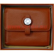 Кошелек женской малый Hermes 3 цвета 10х11,5 см